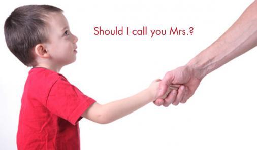 should i call you mrs