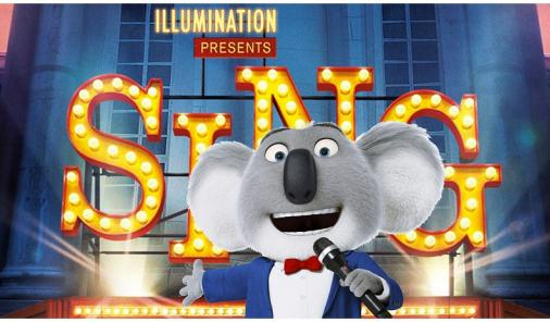 Sing the Movie is great for parents