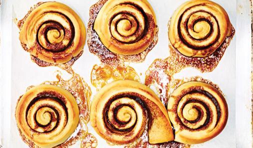 The Best Cinnamon Buns