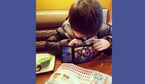 Teen Mom star has her young son take her on dates | YummyMummyClub.ca
