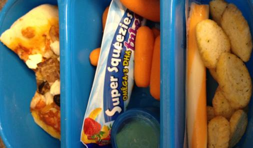 Packing School-Safe Snacks and Lunches