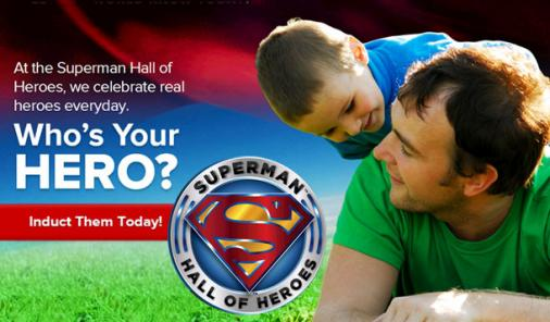 nominate your hero