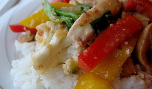 Sweet and Sour Chicken Stir Fry Recipe