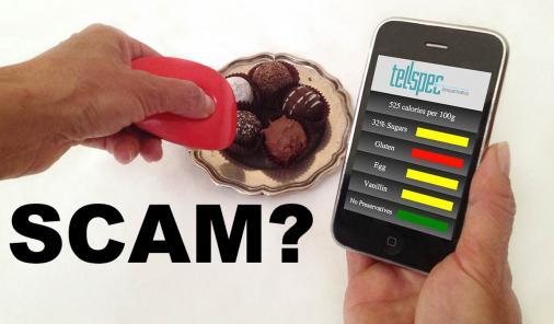 tellspec scam