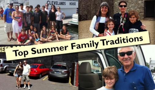 top summer family vacations