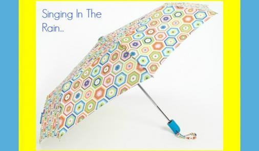 Umbrella, Rain, Rain Gear, Rain Drops
