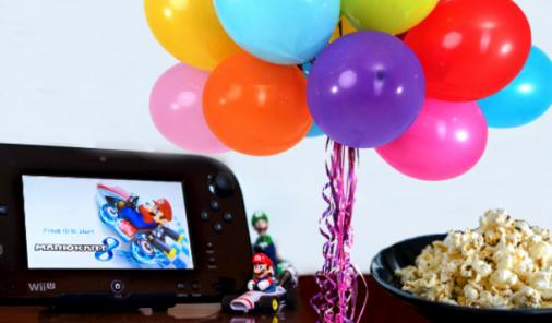 Kids Video Game Party