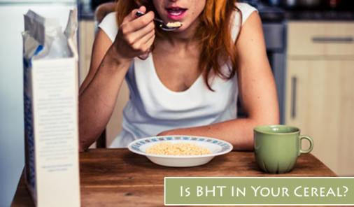 What is BHT?
