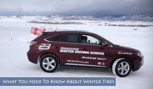 Myths and Truths About Winter Tires