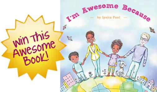 BOOK GIVEAWAY: I'm Awesome Because