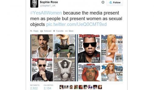 YesAllWomen Campaign