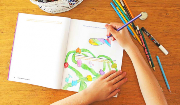 how to spark creativity in your kids