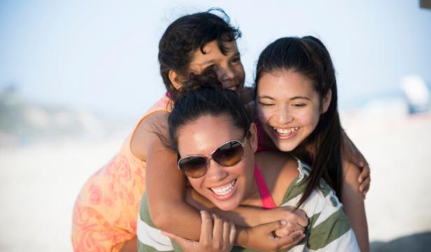 Single Mom With Kids