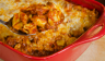 Cheese Tortellini Enchilada Casserole Recipe