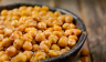 Crispy Pan-Fried Chickpeas