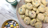 Mini Egg Shortbread Cookies