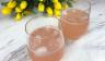 Rhubarb Spritzers