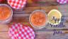 Apple Vanilla Jam Recipe