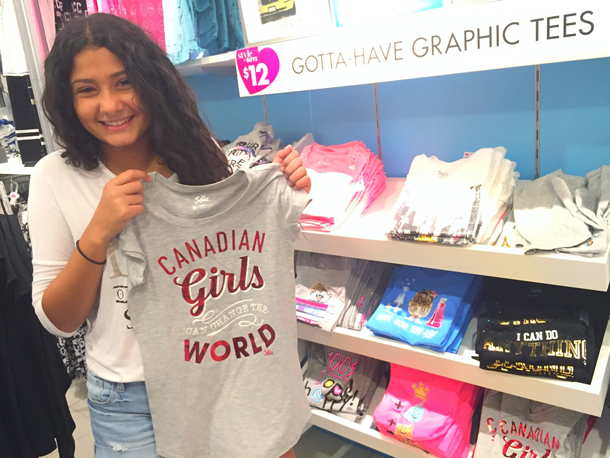The Stylish Clothing Store That Will Empower Your Tweens | YMCFashion | YMCKids | YummyMummyClub.ca