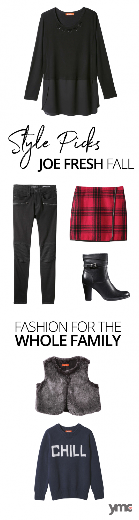 Style Bloggers Pick the Looks from Joe Fresh You Can Rock and Afford | YMCStyle | YMCShopping | YummyMummyClub.ca