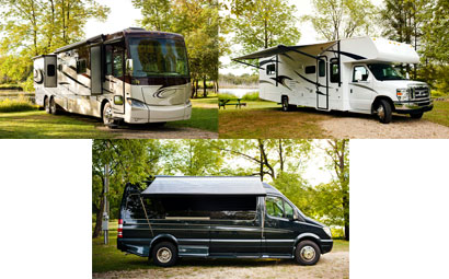 New Vintage RVs Make A Rousing Comeback