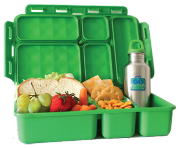 Everything You Need to Make Litterless School Lunches - Making waste-free lunches are easier than you may think! | Green | Eco | YummyMummyClub.ca