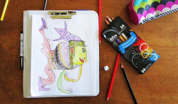 Scribble Drawing For Kids : Creative scribble games to play with your kids yummymummyclub