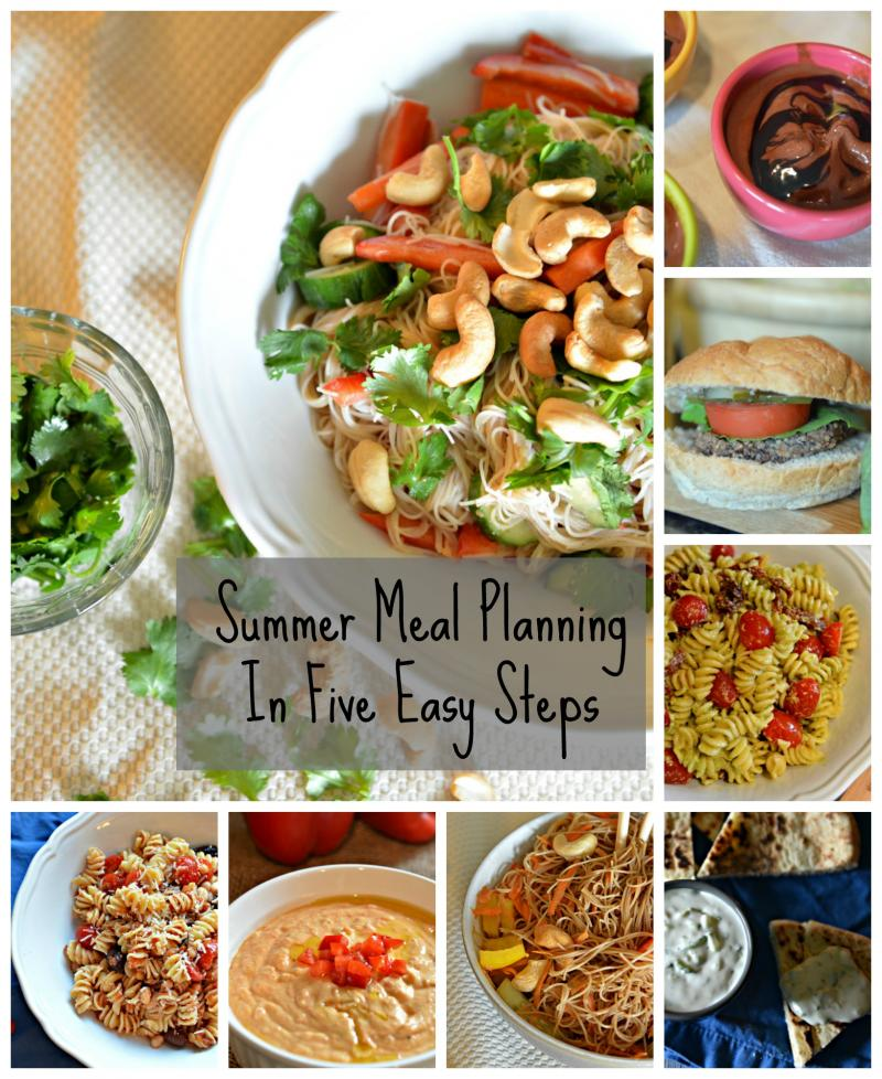 Summer Meal Planning Made Easy | YummyMummyClub.ca