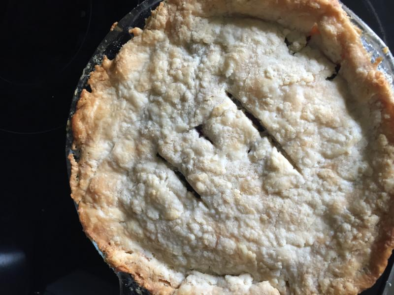 Best Cherry Pie Ever | YummyMummyClub.ca