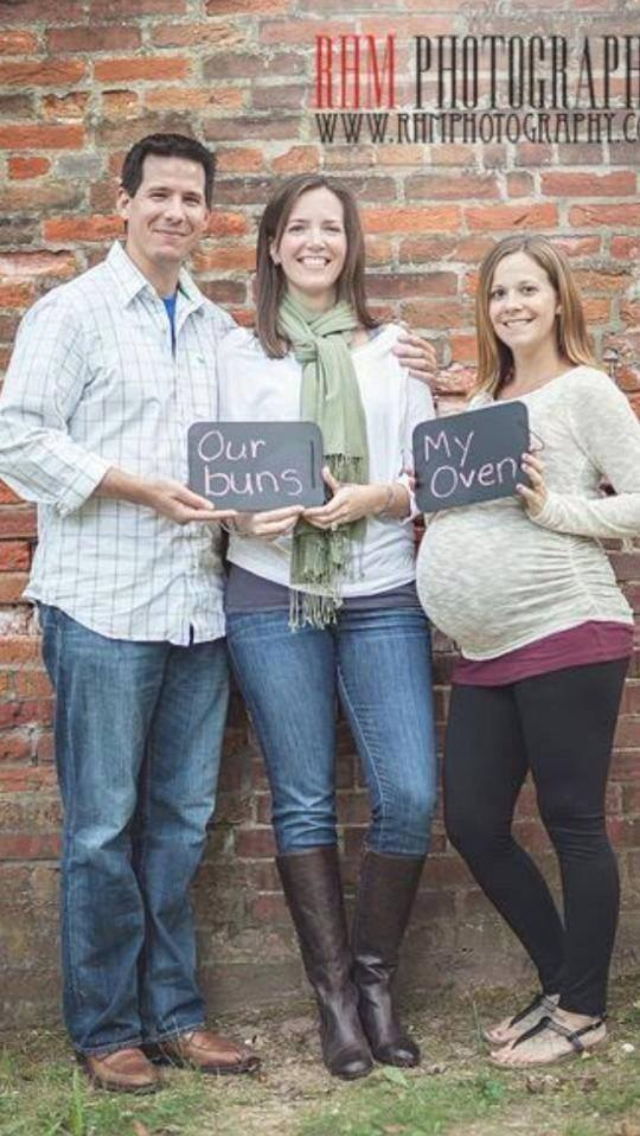 10 Cute Ideas For New Non Traditional Baby Announcements