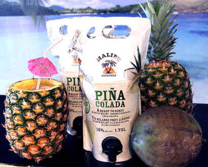 how to make a pina colada without a blender