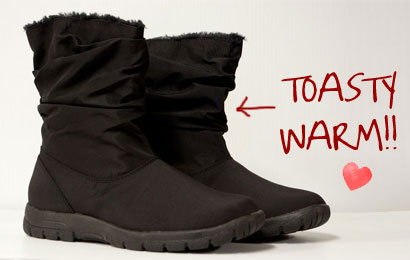 Tender Tootsies: Winter Boots and Shoes :: YummyMummyClub.ca