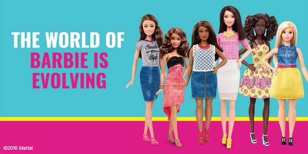 Barbie - the Doll Evolves! | YummyMummyClub.ca