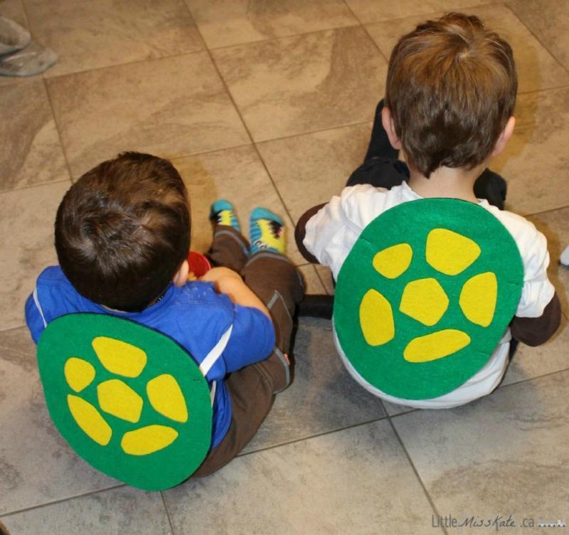 How to Make a Ninja Turtle Shell Ninja Turtle Shell Costume