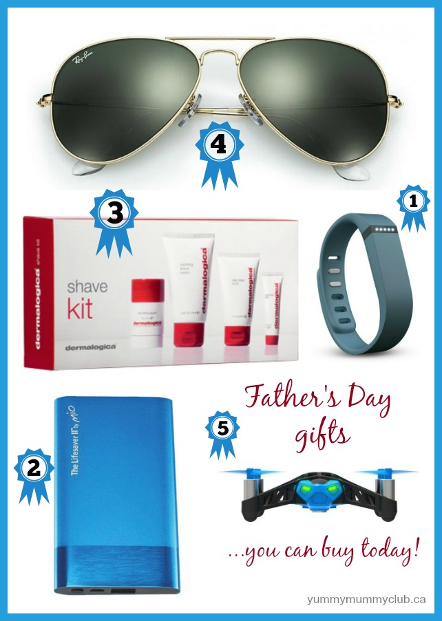 Father's Day gifts you can buy right now