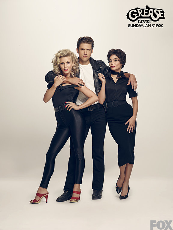 Grease Live on January 31st on FOX