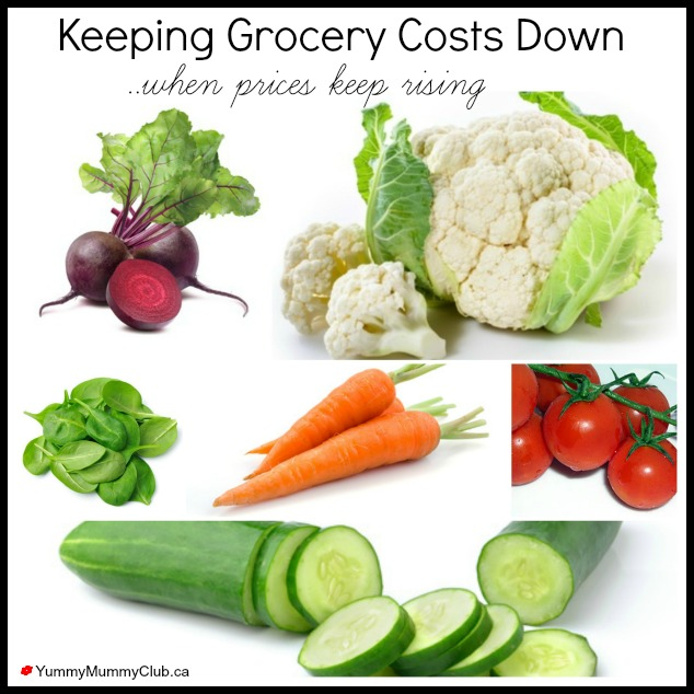 Keeping Produce Prices Down when Costs Keep Rising
