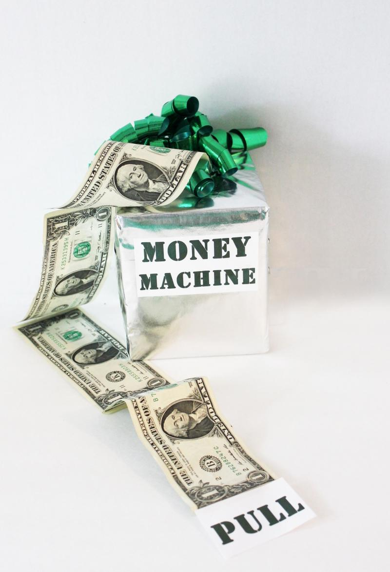 5 crafty ways to gift cash for Cool ideas to make money