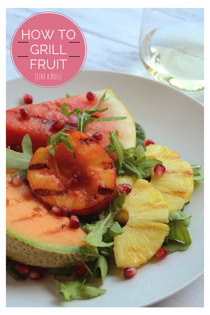 10 Tips for getting the best results when experimenting with grilled fruit this summer! | BBQ | Paleo