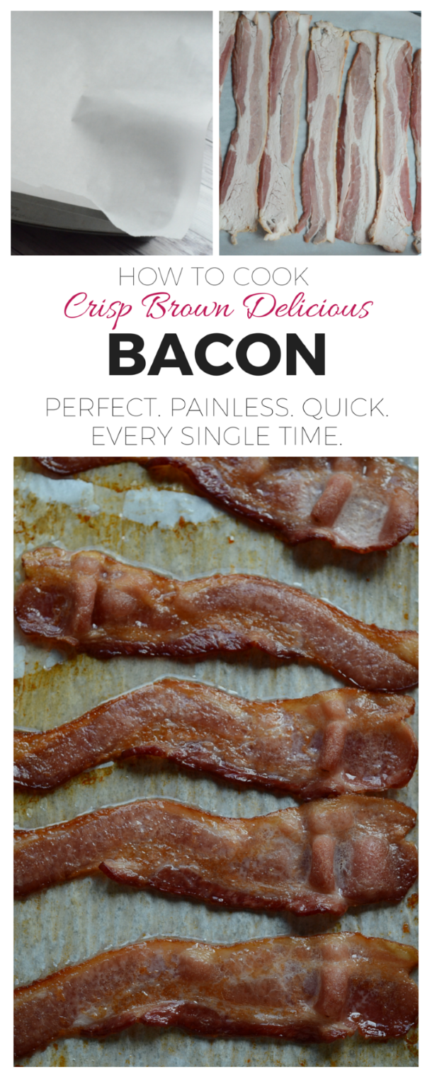This kitchen hack will change your life. Cook bacon painlessly and perfectly in the oven every time - you will never use a frying pan again!