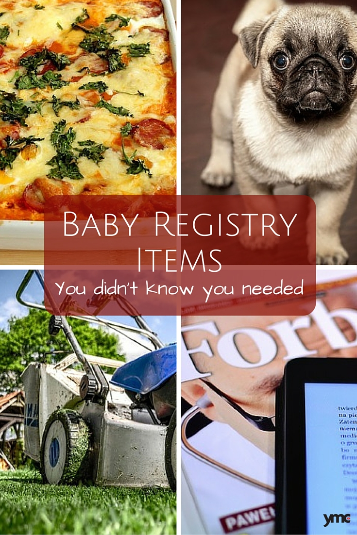 Things you should add to your registry that you otherwise won't even think about till you need them.