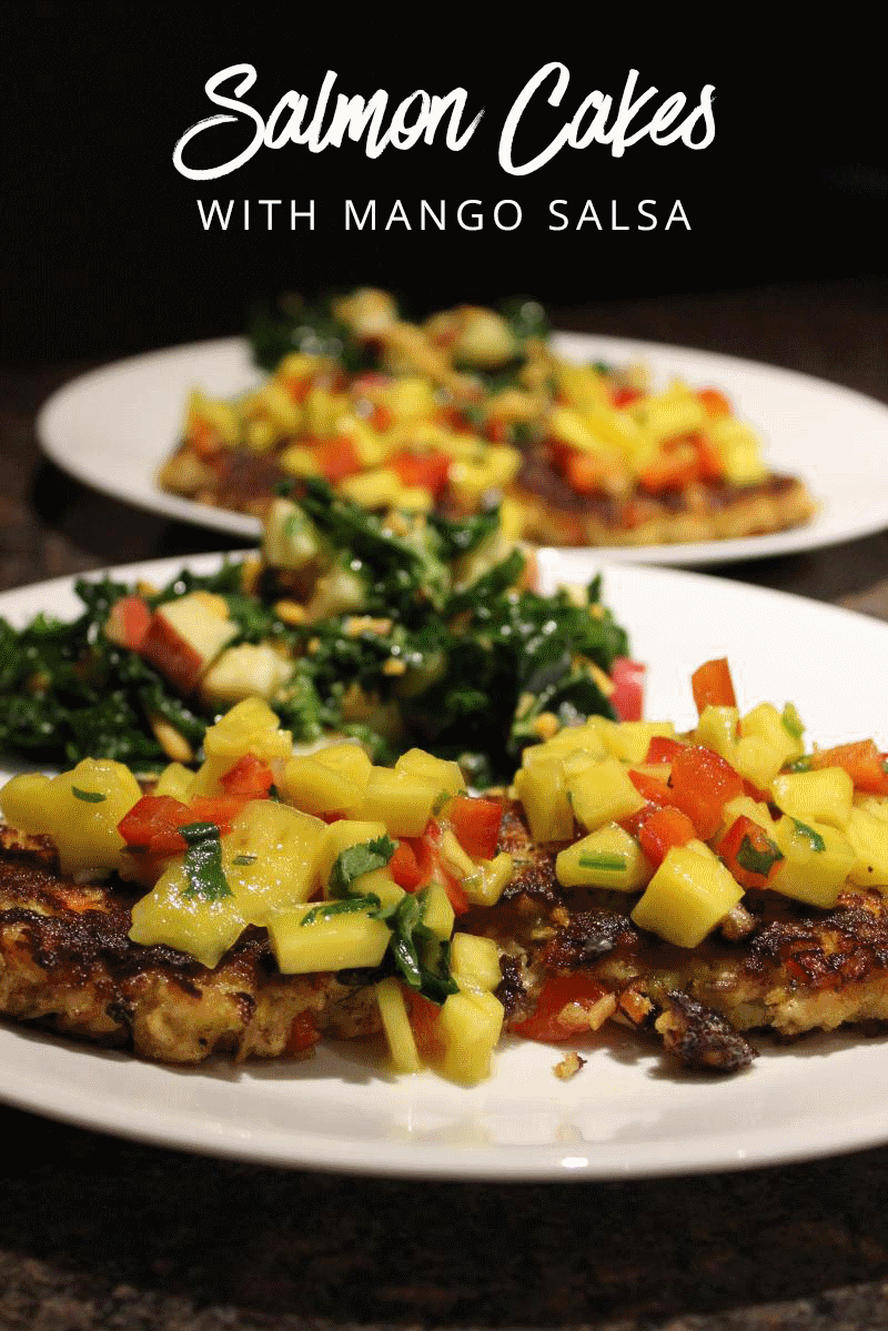 Mango salsa is a kid-friendly condiment that makes this fish dish a winner with the little ones who might not be persuaded otherwise! | Recipe | YMC