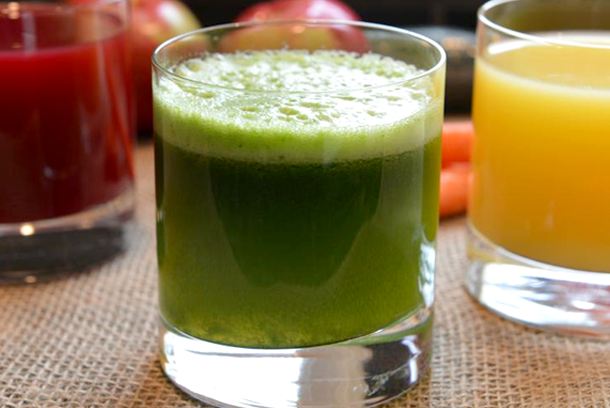 The cost of making your own juice can be quite inexpensive. I've come up with a few detoxifying juice recipes that won't break the bank, whether you're planning a full-on cleanse or you just want a nice, fresh juice to sip on.