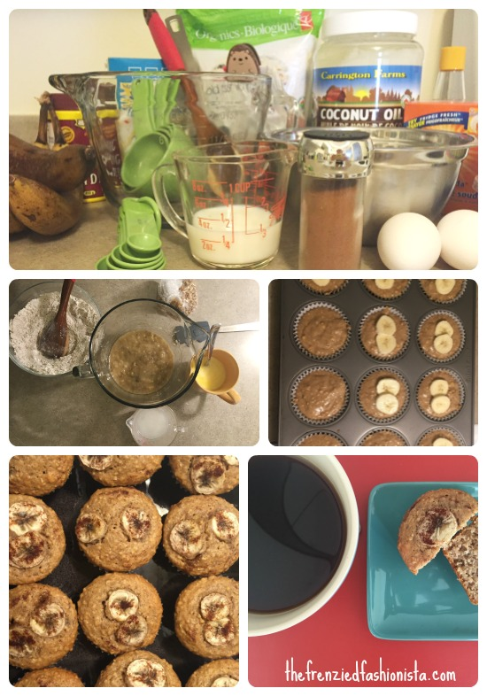 Steel Cut Oat and Banana Muffins | YMCFood | YummyMummyClub.ca
