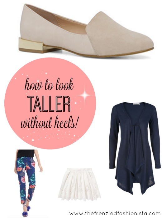 5 Ways to Look Taller and Leaner Without Wearing Heels ...