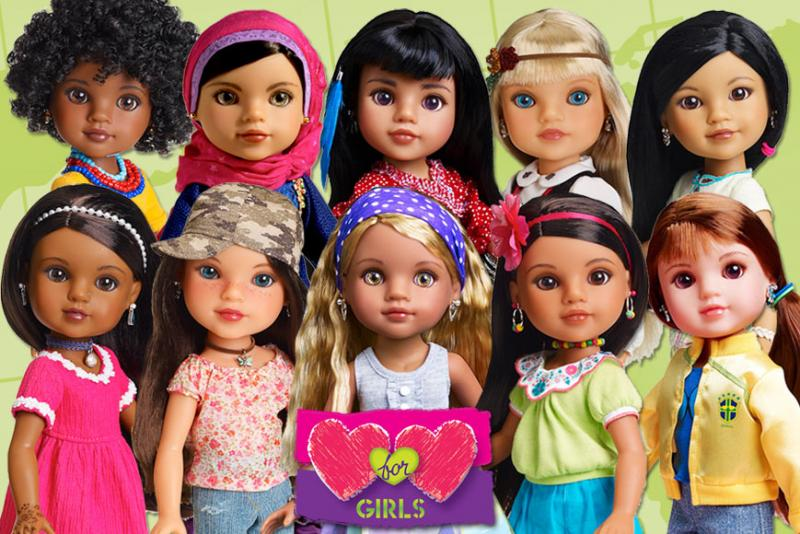 5 Great Alternatives To American Girl Dolls ...