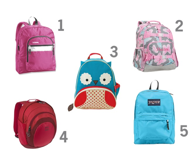 Top 5 Best Backpacks for Back-To-School    YummyMummyClub.ca 489963e66f639