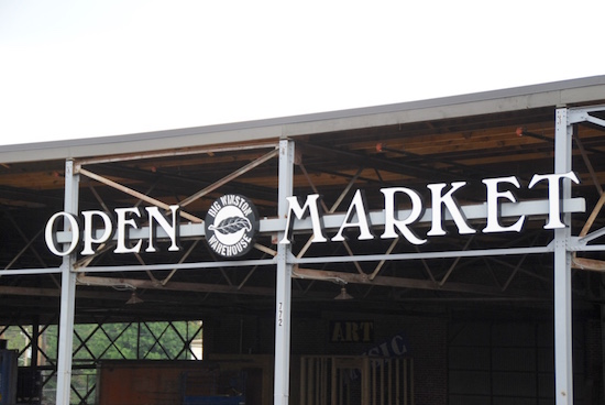 Open Market Winston-Salem - Are you a foodie, or big on history? Need a great place to drive to visit? Why not try Winston-Salem, North Carolina? | Wine & Food | Travel | YummyMummyClub.ca