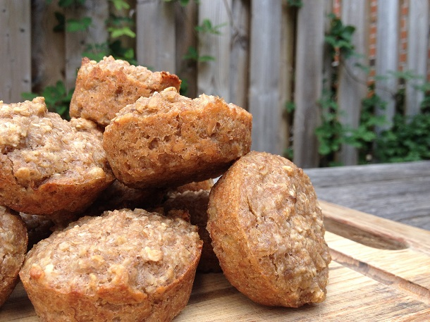 breakfast muffin cakes