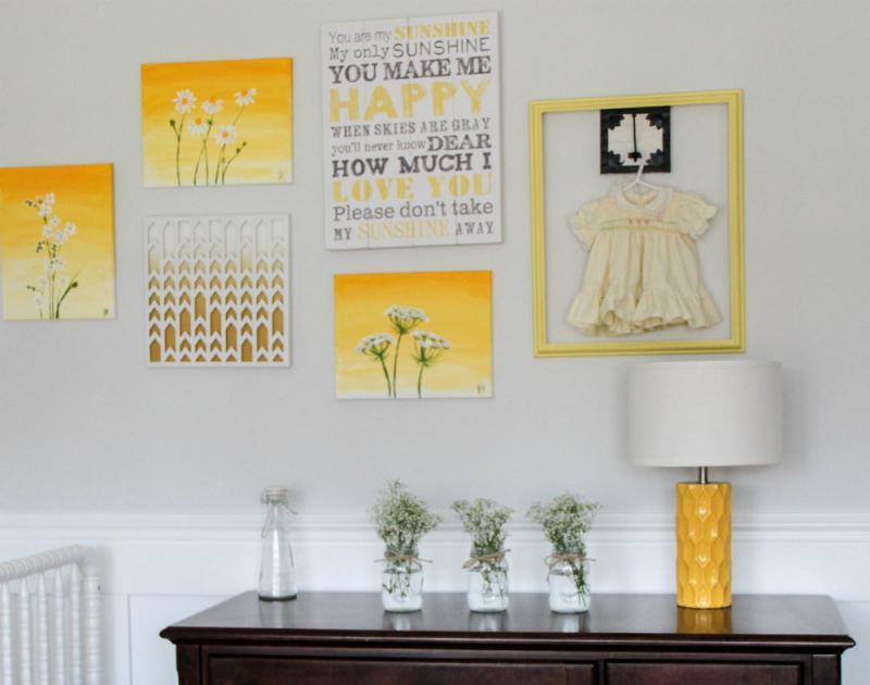 Creative Wall Decor Ideas | YummyMummyClub.ca